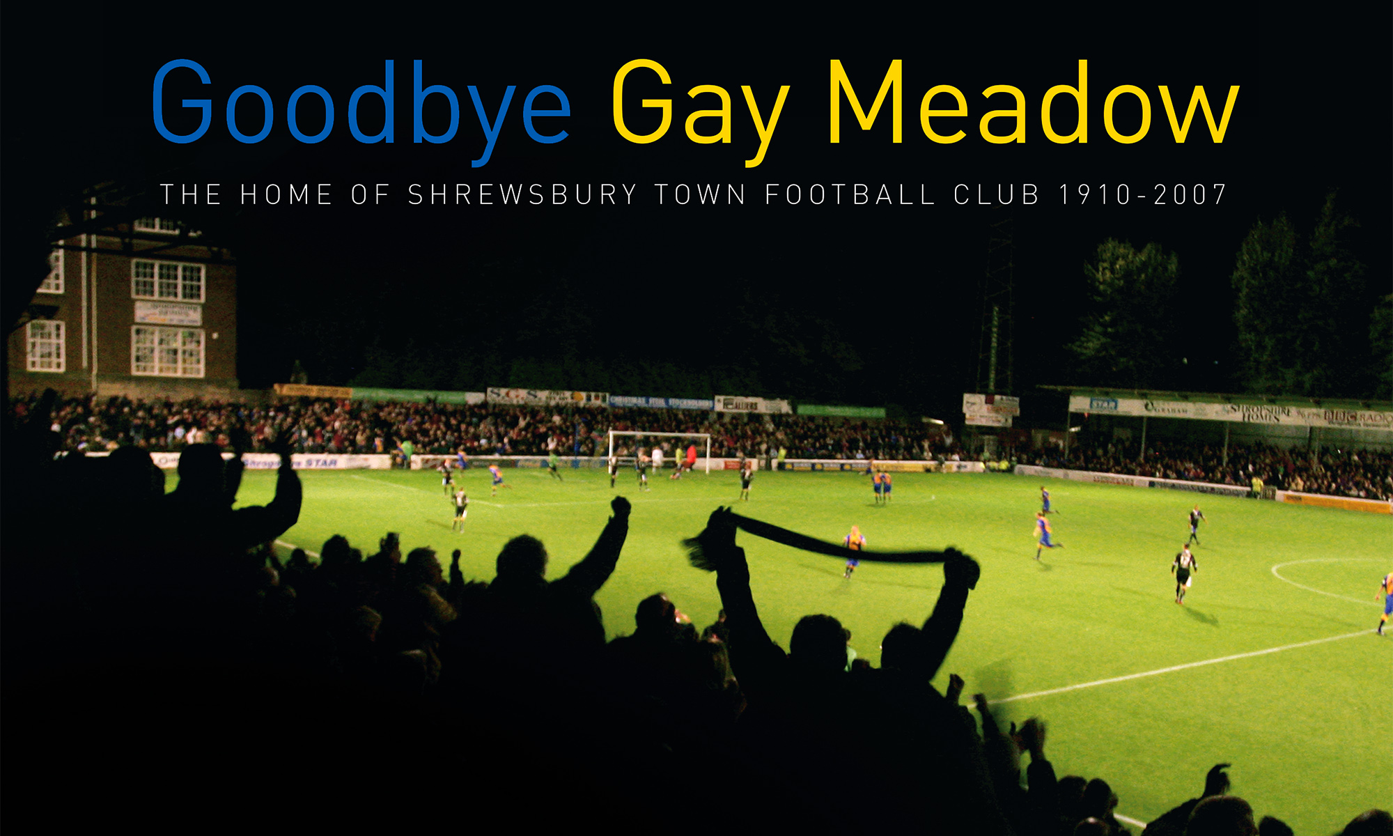 Goodbye Gay Meadow